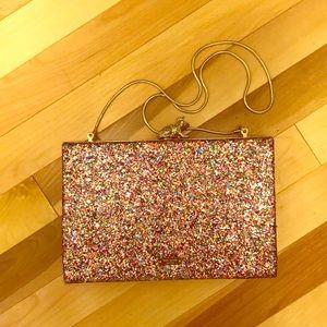 Handbags - Kate Spade multicolor clutche